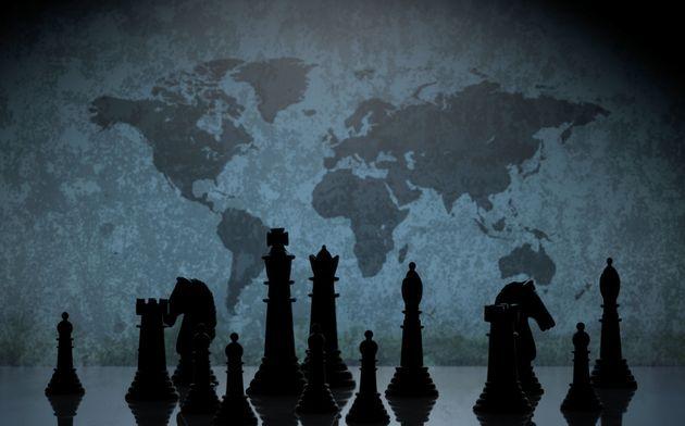 Η αναδιάρθρωση του Διεθνούς Συστήματος Δυνάμεων