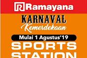 Promo Sport Station Ramayana Februari 2020
