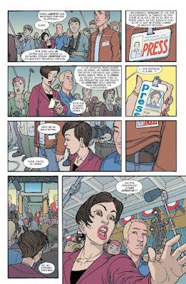 Review del cómic Vota a Loki de Christopher Hastings - Panini Cómics