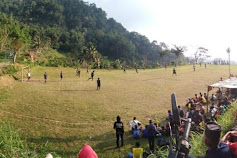 Lebaran Kemarin, Pemuda Legokherang Mengadakan Turnamen Sepakbola Mini
