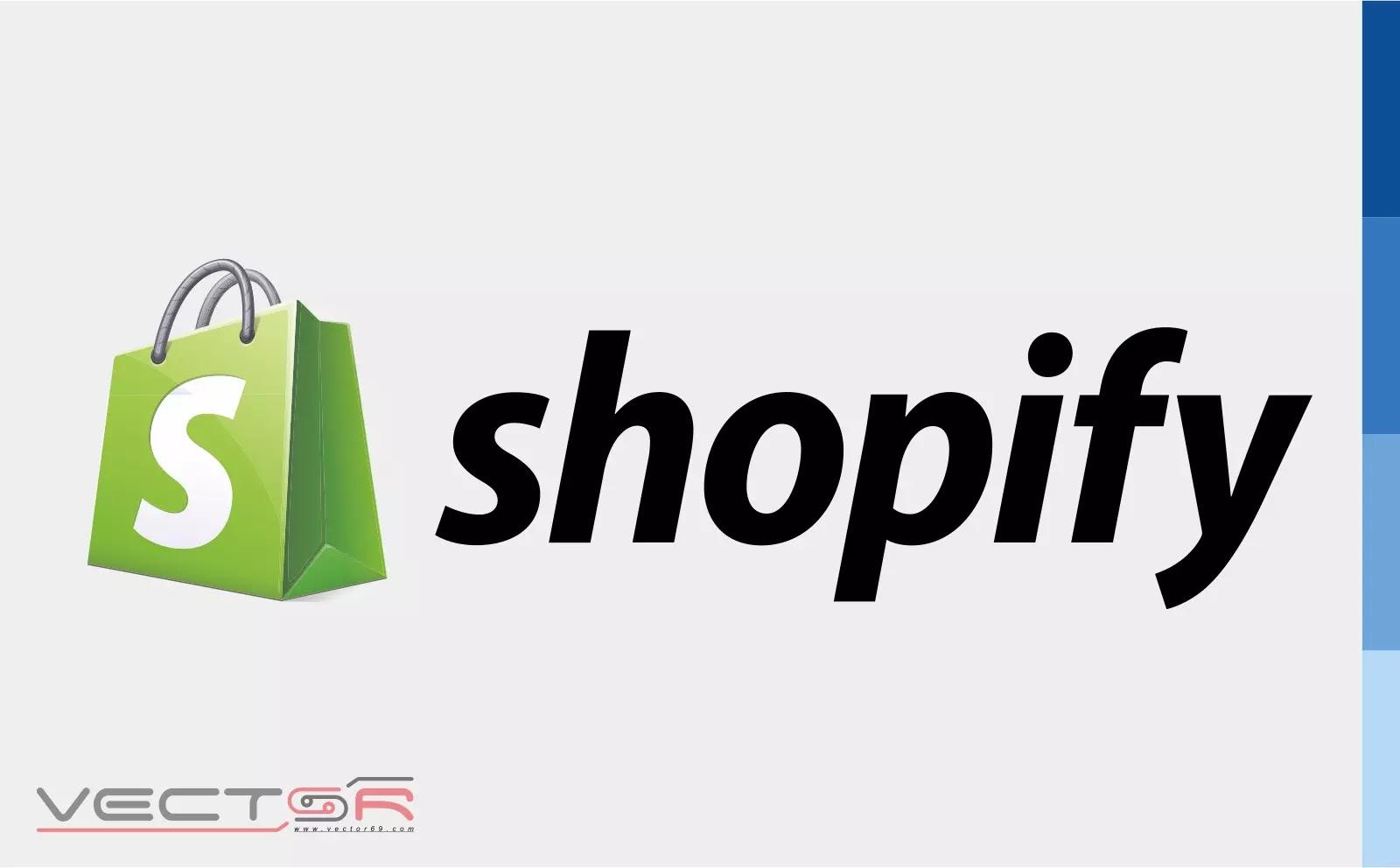Shopify (2006) 3D Logo - Download Vector File Encapsulated PostScript (.EPS)