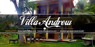 Villa Andrew Sawarna