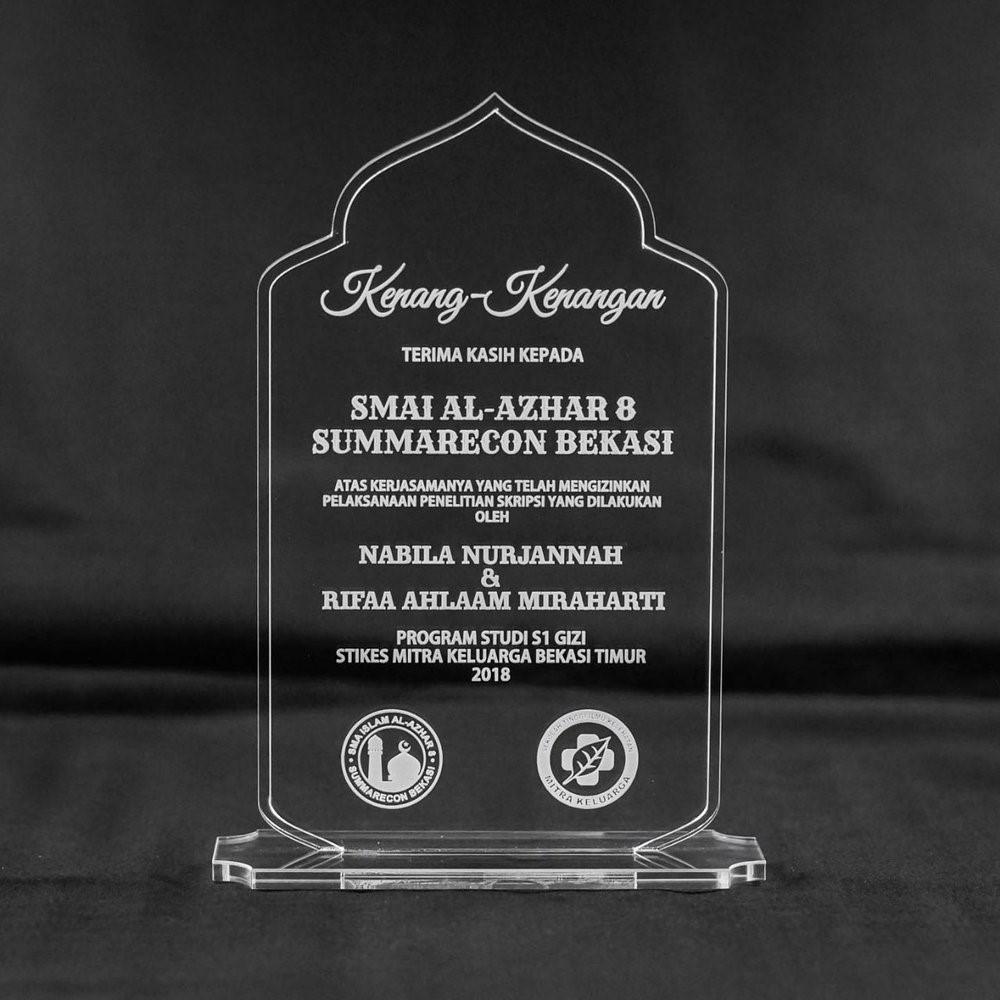 Jual Plakat Akrilik Murah Tangerang: Jual Plakat Akrilik ...