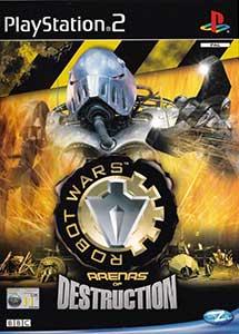 Robot Wars Arenas of Destruction PS2 ISO (PAL) (MG-MF)