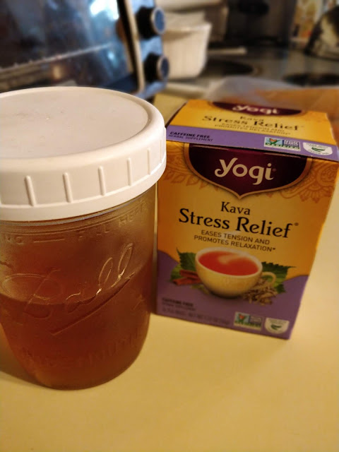 the best tea for stress