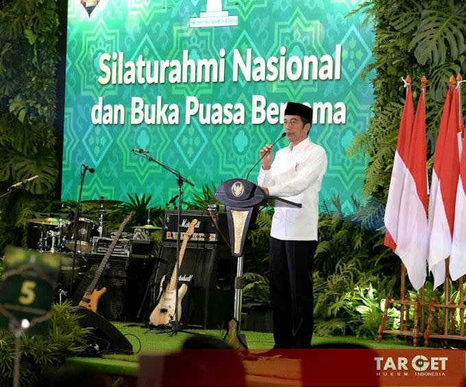 Presiden Joko Widodo Tegaskan Pengusaha Harus Mampu Hadirkan Sentra Ekonomi Baru