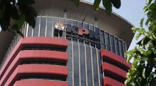 KPK Segel Ruang Kerja Wali Kota Blitar