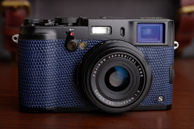 Bigger battery capacity for X100T