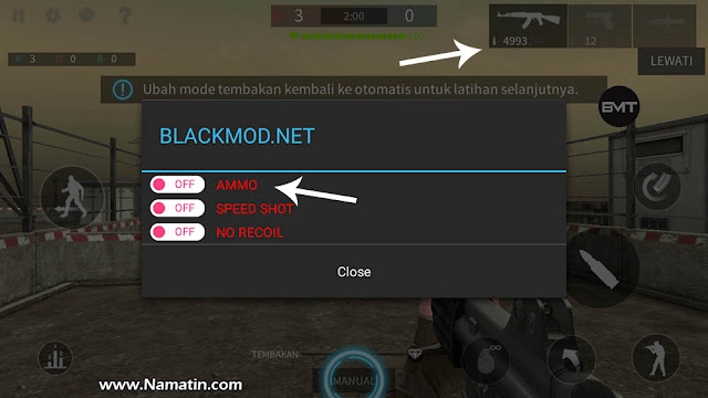 cheat point blank garena mod menu android