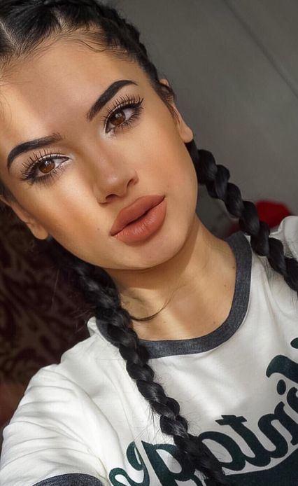 cute make up idea