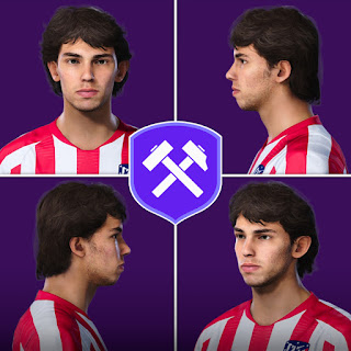 PES 2020 Faces João Félix by Volun