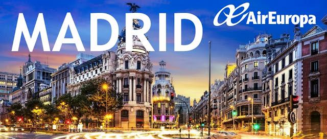 Ruta Vigo - Madrid, con Air Europa