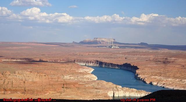 Lake Powell Glen Canyon Dam