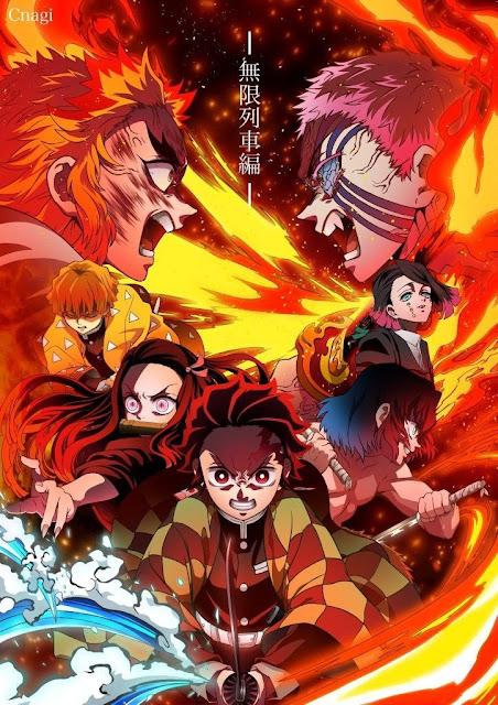 فيلم Kimetsu no Yaiba Movie: Mugen Ressha-hen مترجم