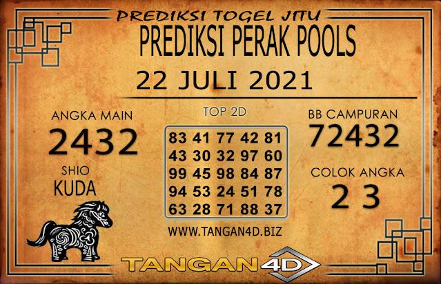 PREDIKSI TOGEL PERAK TANGAN4D 22 JULI 2021