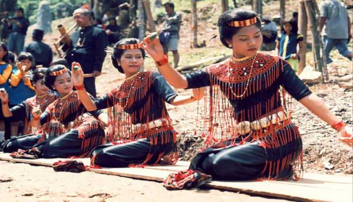 Tari Pa'Pangngan, Tarian Tradisional Dari Sulawesi Selatan