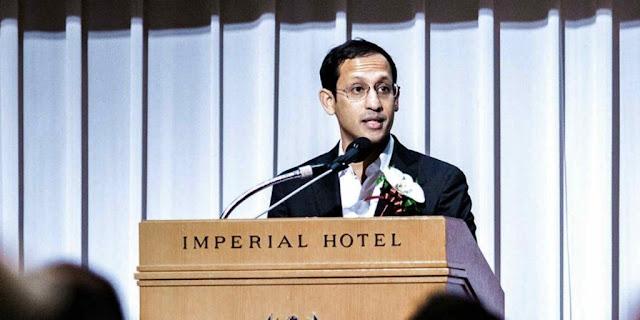 Eggi Sudjana Kritik Jokowi Pilih Nadiem: Mendikbud Pengusaha, Tak Paham Hidup Susah