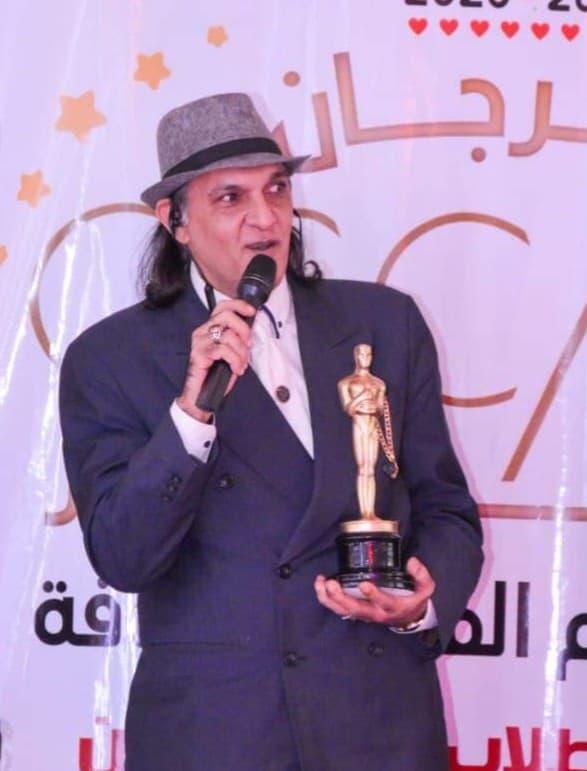 الفنان والاعلامي محمد الشريف يهنئ الشعب المصري والعالم اجمع بحلول عيد الأضحى المبارك