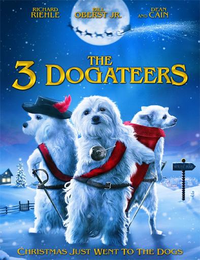 Ver 3 perros mosqueteros salvan la navidad (2014) Online