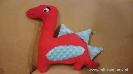 Jak uszyć maskotkę dinozaura?