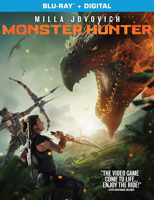 Monster Hunter (2020) Dual Audio [Hindi 5.1ch – English 5.1ch] 1080p | 720p BluRay ESub 10Bit x265 HEVC 1.4Gb | 540Mb