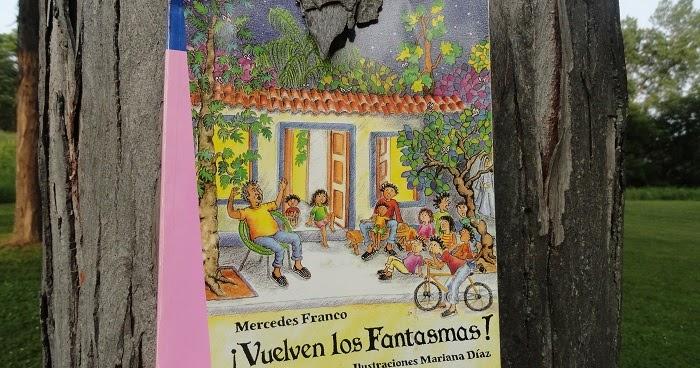 Labrando un hogar libro vuelven los fantasmas for Halloween 2015 jardin franco allemand sarrebruck