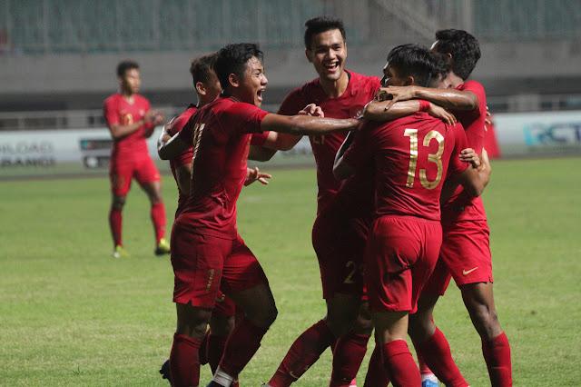 Indonesia Menang Atas Iran 2-1, Ketum PSSI : Modal Penting Timnas U23 untuk SEA Games