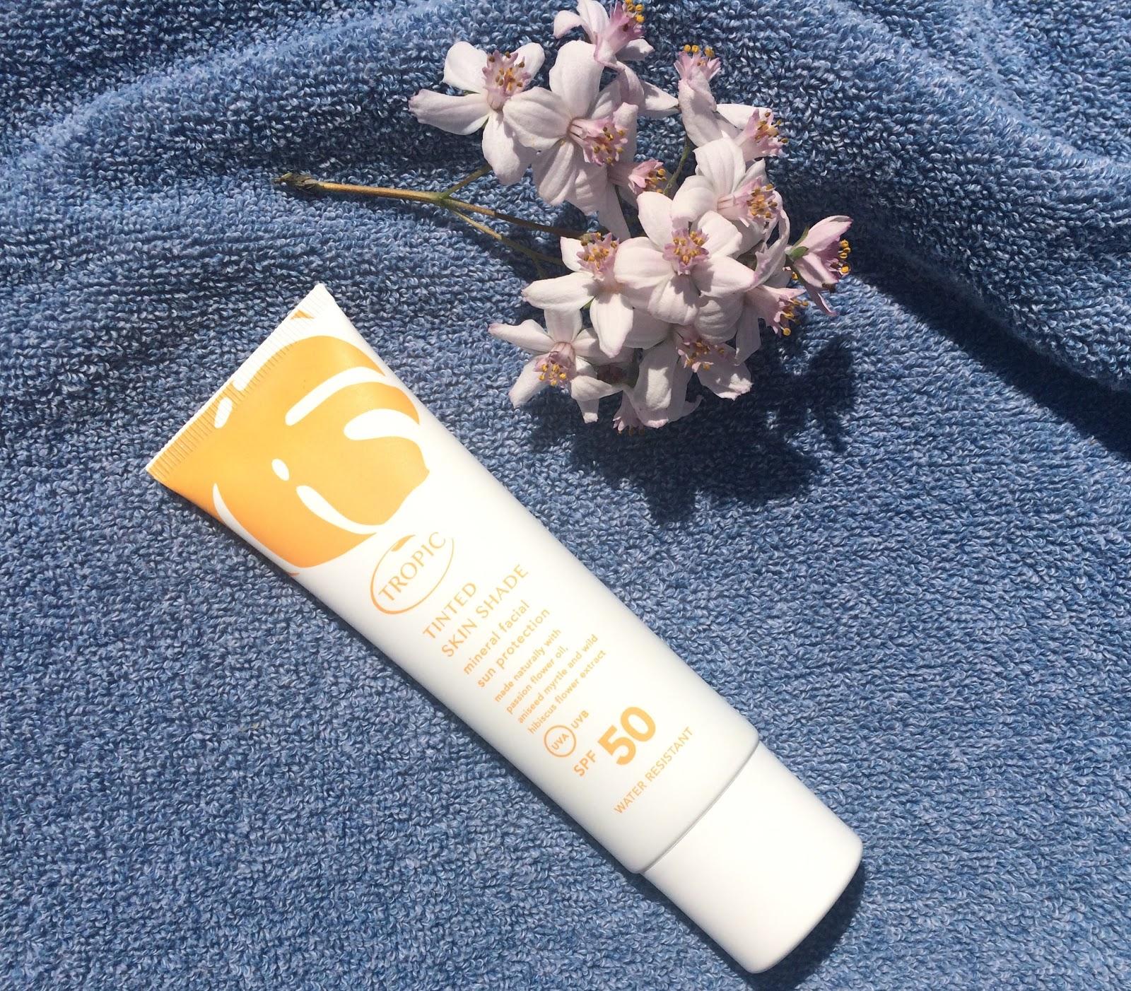 Tropic Skin Care Tinted Skin Shade