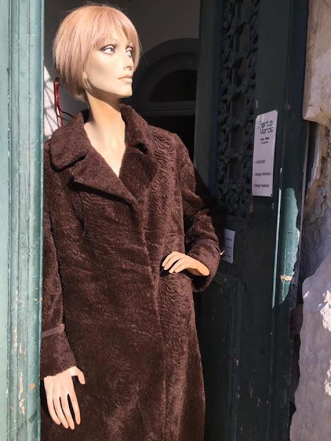 a Porta Verde, loja vintage, vintage shop, tienda vintage