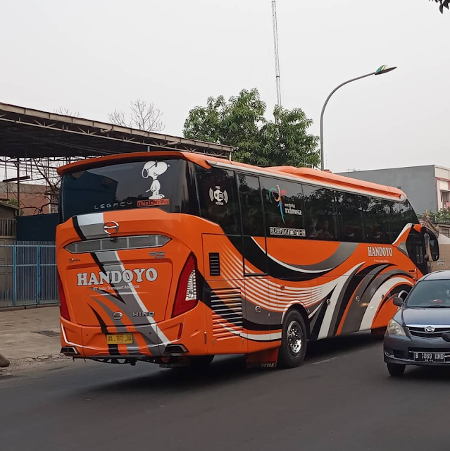Bus Malang Purwokerto