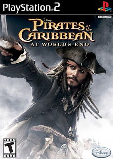 PIRATES OF THE CARIBBEAN: AT WORLD'S END PS2 BAIXAR