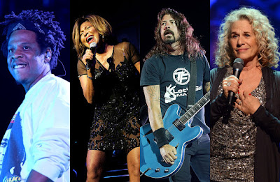 Let The Good Times Roll! Rock And Roll Hall of Fame 2021 Induction Ceremony To Have In Person Shindig Slated For Oct. 30th In Cleveland!