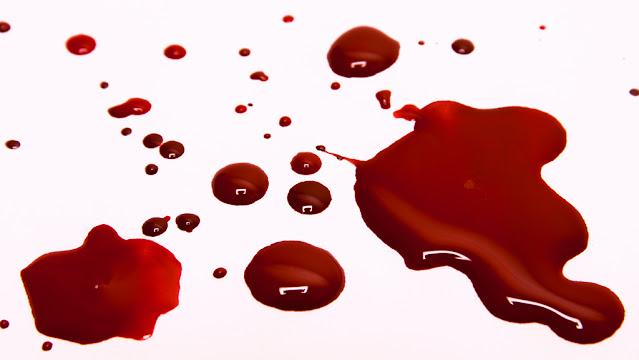 Como preparar sangre falsa