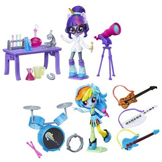 My Little Pony Equestria Girls Friendship Packs Wave 3 Set