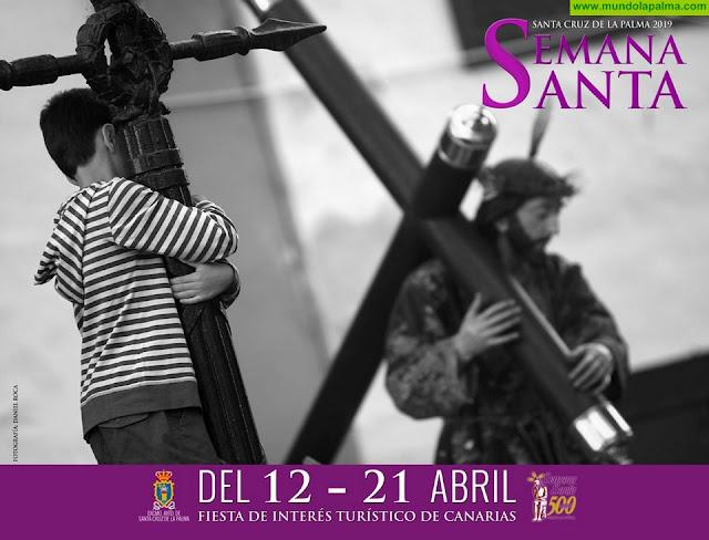 Programa de la Semana Santa de Santa Cruz de La Palma 2019