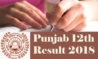 PSEB 12th Results 2018, PSEB 12th Class Result 2018, Punjab 12th Class Results 2018, Punjab 12th Result