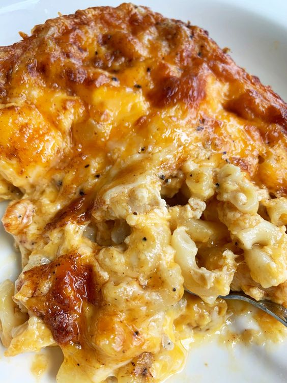 Ol' School Mac & Cheese