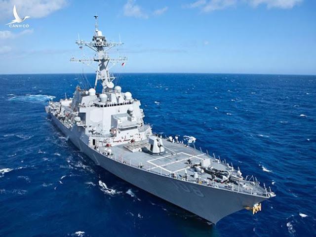 Năm 2019, số lượng hoạt động tự do hàng hải của Mỹ trên Biển Đông đã đạt mức kỷ lục từ trước đến nay, như một cách nhằm thách thức tuyên bố chủ quyền phi pháp của Trung Quốc ở vùng biển này.