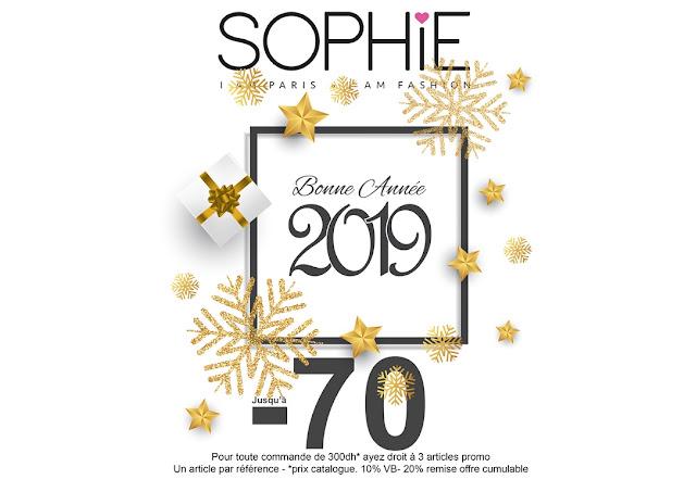 promo sophie paris maroc decembre 2018 janvier 2019