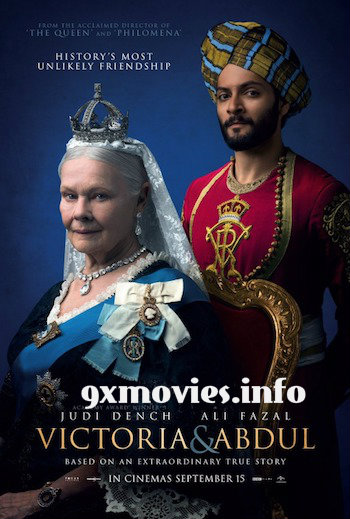 Victoria and Abdul 2017 English 720p BRRip 999MB ESubs