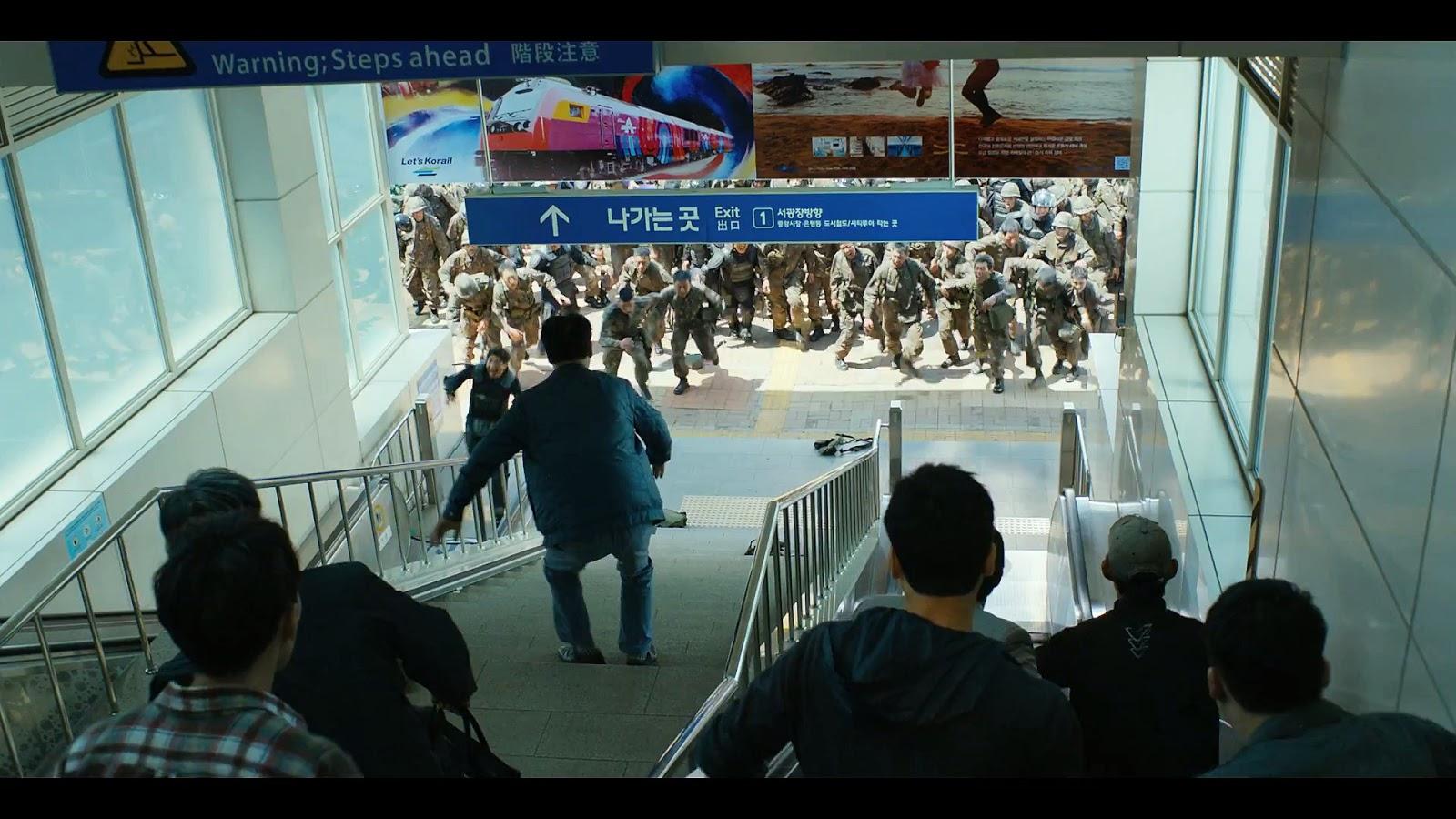 "terror, zombies,  Estación Zombie, tren, ""Busanhaeng"" (Estación Zombie en español)"