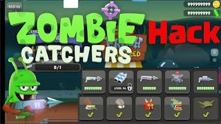 Zombie Catchers Hacked Latest Version (100% working) Download Free