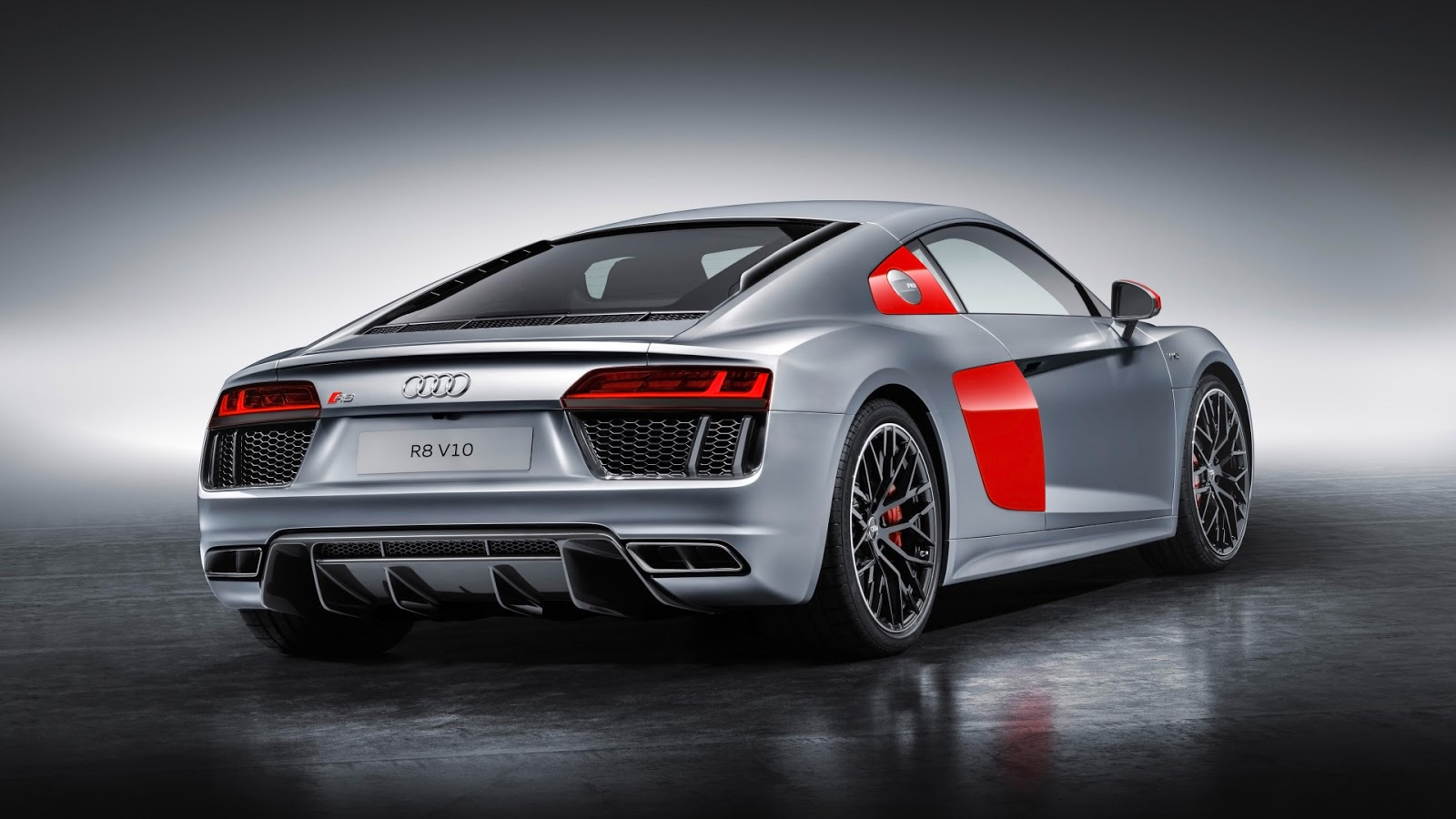 Video Cars Pictures Audi R8 2018 2017