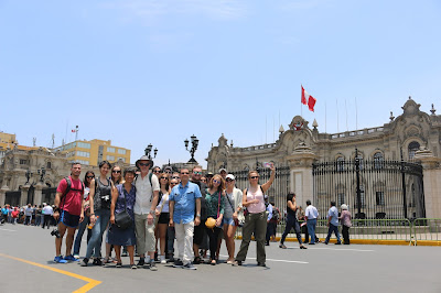 Free Walking Tour Lima, Español
