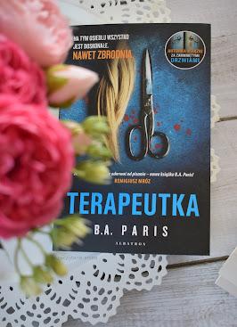 """""""Terapeutka"""" - B.A. Paris"""