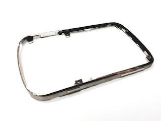 Bezel Tulang Blackberry BB 9900 Dakota 9930 Montana New Original Bazel Frame
