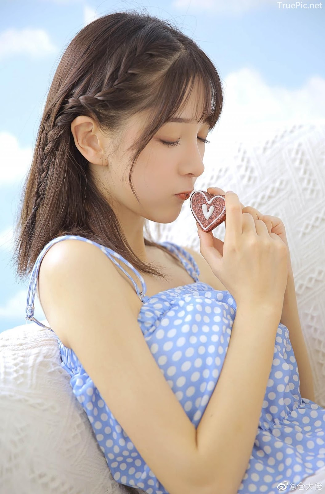 Chinese cute girl - She is a Beautiful sweet candy girl - TruePic.net - Picture 3