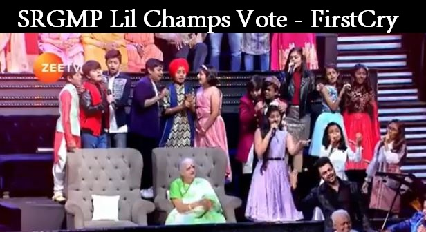 lil champs vote firstcry