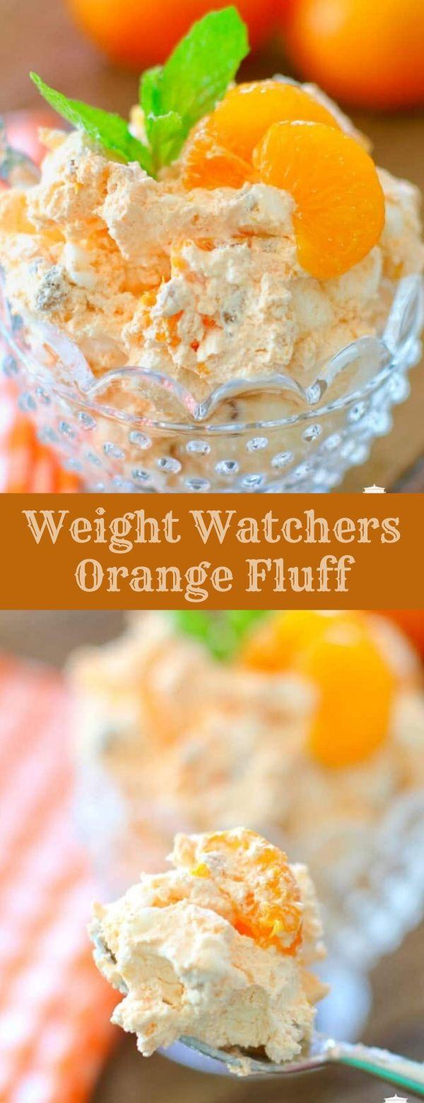 Weight Watchers Orange Fluff