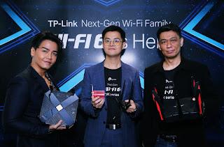 TP-Link เปิดตัวเทคโนโลยีใหม่ Wi-Fi6 พร้อม Router Ax series สัมผัสประสบการณ์อินเทอร์เน็ตที่เหนือกว่า